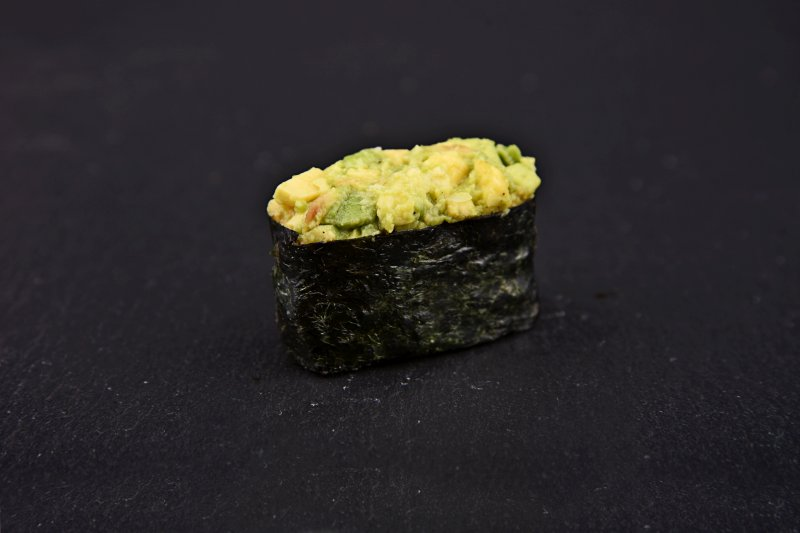 Avocado salad gunkan