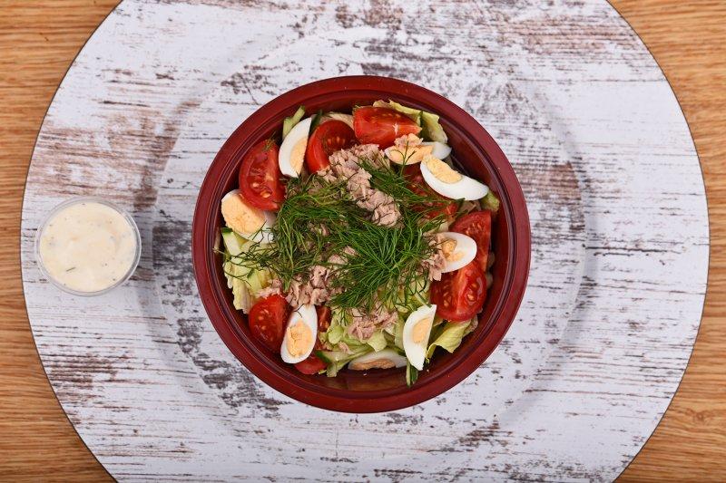 I Love Sushi Salad with tuna