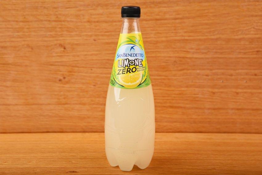 San Benedetto Zero sugar-free Limone lemon