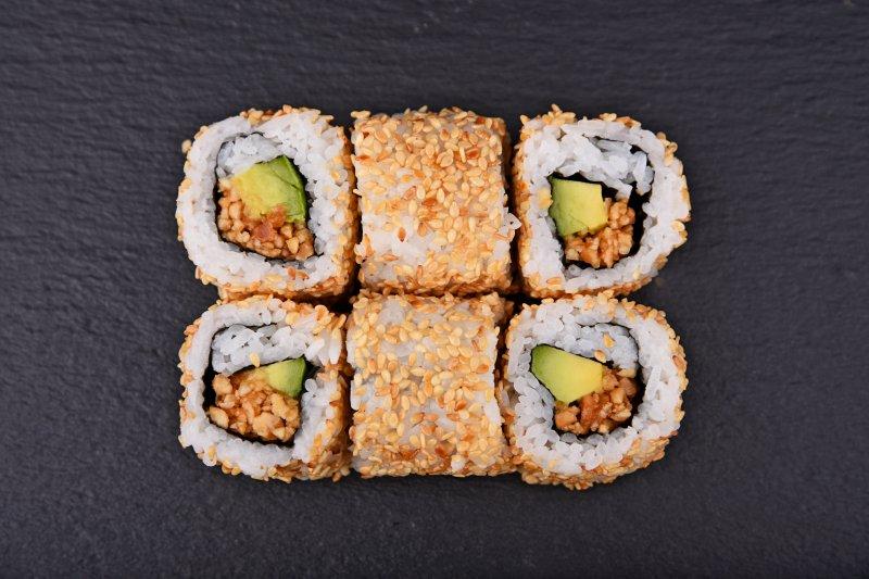 I Love Sushi sweet Alaska maki