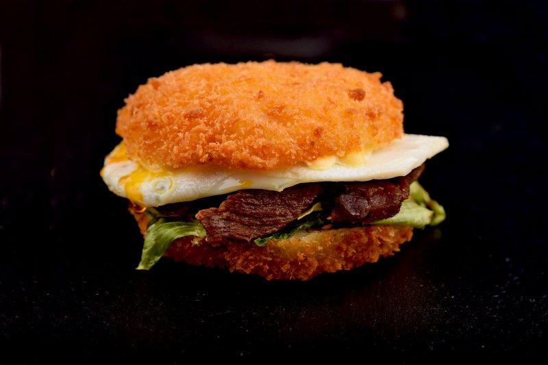 Fukuko sushi burger