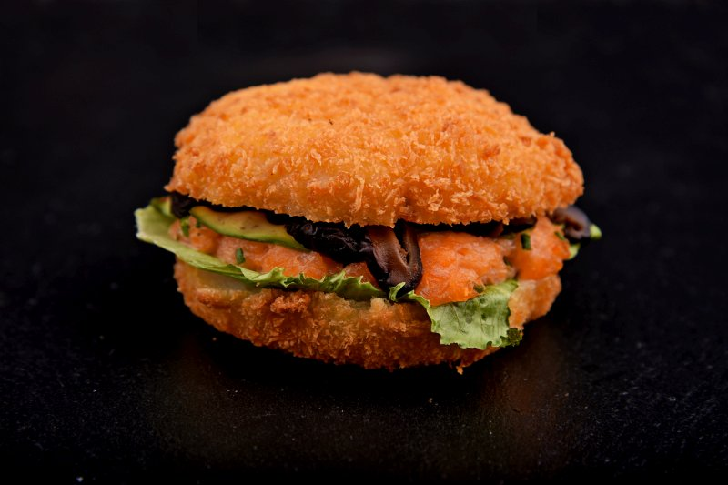 Shamo sushi burger