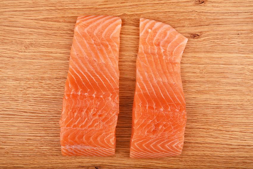 Salmon fillet 0.75 kg