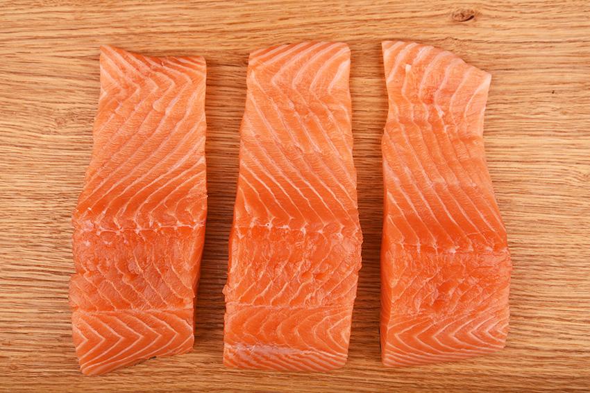 Salmon fillet 1 kg