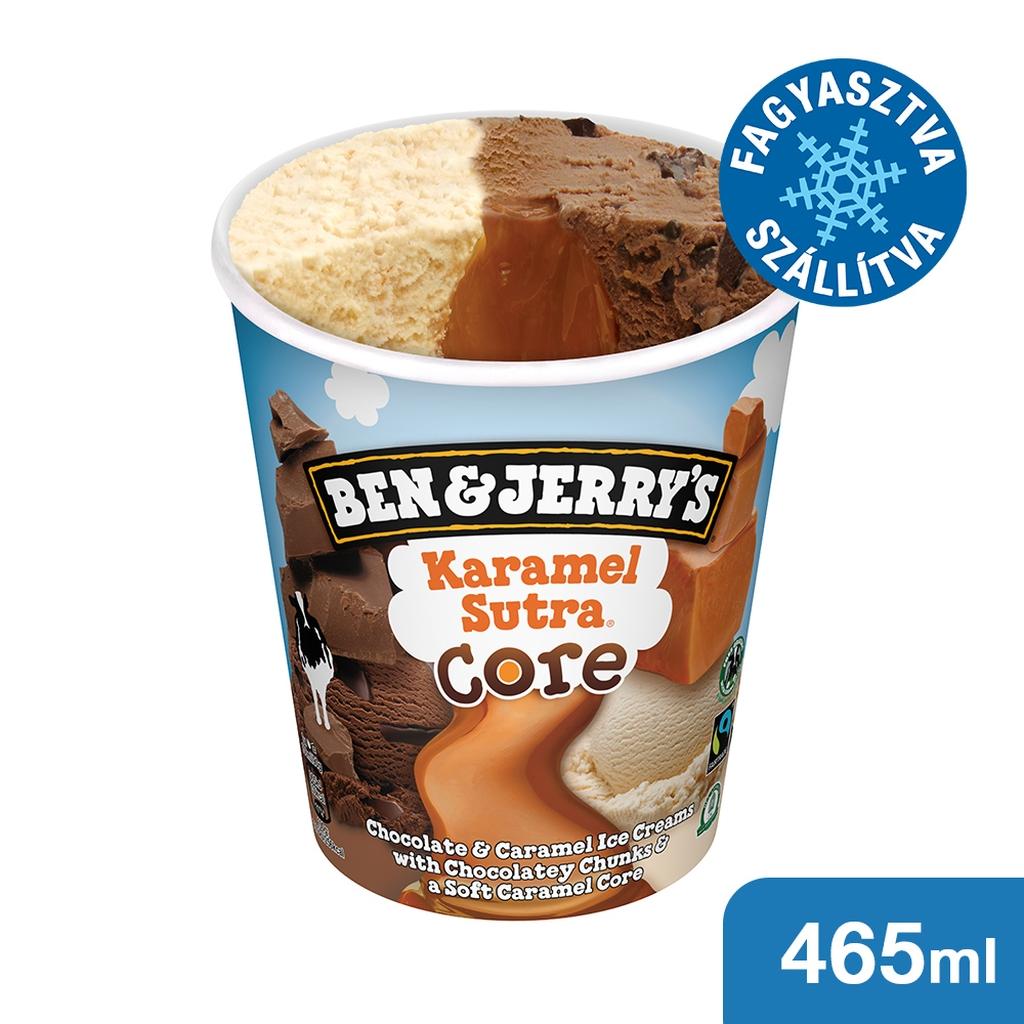 Ben&Jerry's Caramel Sutra 465ml
