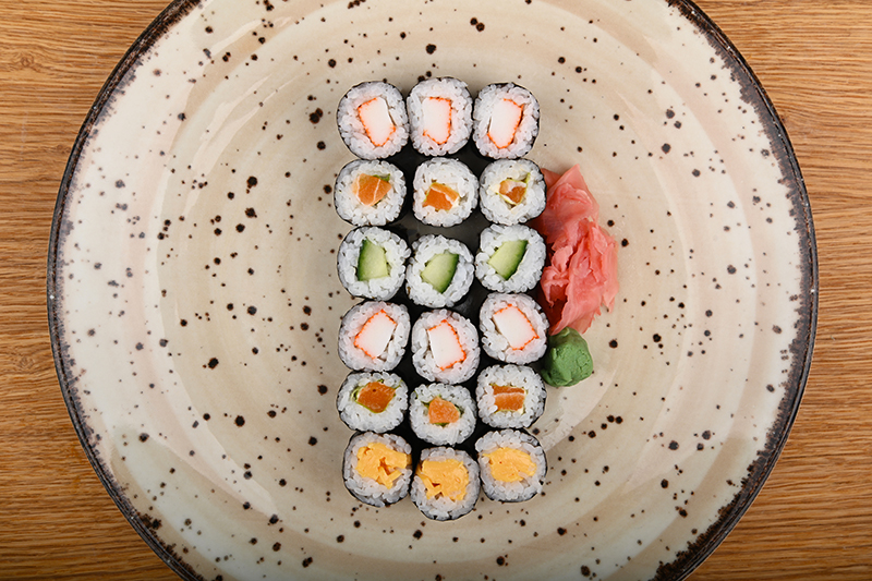 Kimura vegan box
