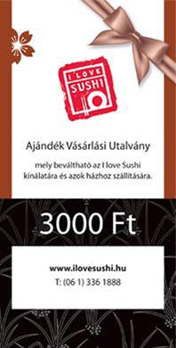 Voucher 3,000 HUF